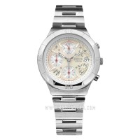 Citizen Wicca FA1006-68D Chronograph Beige Dial Stainless Steel Strap
