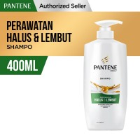 Pantene Shampoo Smooth and Silky 400ml