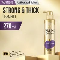 Pantene Pro-V Gold Series Strong & Thick Shampoo 270 ml