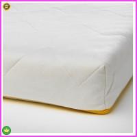 UNDERLIG - kasur busa u tempat tidur anak, putih