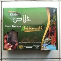 Kurma Hikmah Khalas / Kholas 1 Kg