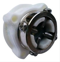 D04 Kepala inlet selang mesin cuci - sambungan selang kran air