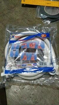 D04 Selang inlet mesin cuci 1.5 meter 1 tabung selang masuk air merk