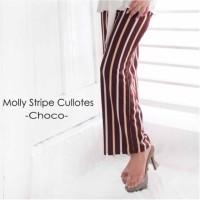Celana Kulot Stripe Modern