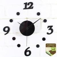 Jam Dinding Besar Akrilik Diameter 30-50cm/DIY Big Acrylic Wall Clock