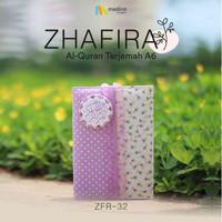 Al Quran Madina Rainbow Zhafira A6 - ZFR 39