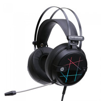 HP H160 Wired Gaming Headset (Black)