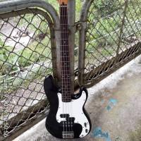 Squier Precision Bass Korea (Rare & Modified)