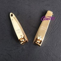 Gunting Kuku 777 Three Seven Gold Made in Korea