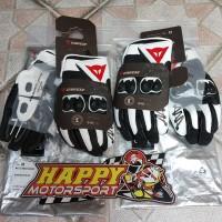 Sarung tangan import Italy merk Dainese Guanto MIG C2