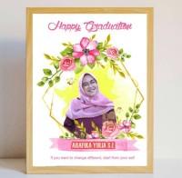 !!J8 PROMO Desain Kado Hadiah Wisuda, Ulang tahun, Pernikahan,