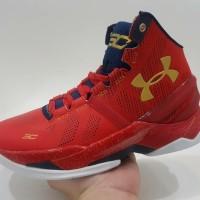 Sepatu Under Armour Curry 2 Red