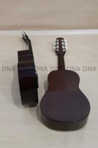 Gitar Mini Acoustic 6 Strings Cover - Ukulele 6 Senar Cover