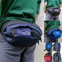 Waist Bag The North Face (tas pinggang/selempang)