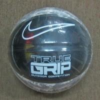 Bola Basket NIKE True Grip Competition Black White Size 7 Basketball
