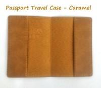BARU Passport Travel Case PVC Leather Sampul Paspor Passport Cover
