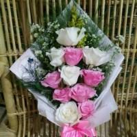 Buket/Bouquet Bunga Segar asli Spesial Moment Istimewa