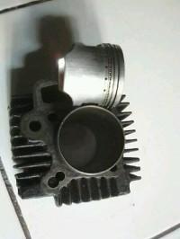 Silinder Blok WIN Supra GRAND Prima bahan bore up