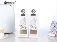 Dijual Adaptor Charger COKIKE CH-1 travel Charger Smart Dual U Murah