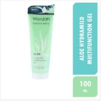 Wardah Aloe Vera Hydramild Multifunction Gel 100ml Hydrating Nature