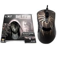 A4tech Gaming Mouse X7 - XL747H Mouse Macro Terbaik SG AWP PointBlank