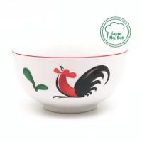 Mangkok Nasi Ayam Jago seri 2 - Mangkok Sup