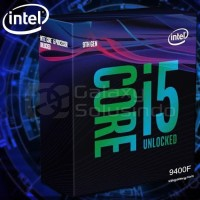 Intel Core i5-9400F Up to 4,3GHz Cache 9MB LGA1151 9th Gen CoffeeLake