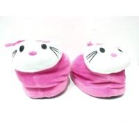 Sandal Rumah Tidur Slippers Anak Perempuan Hello Kitty