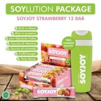 Soyjoy SOYLUTION Package - Strawberry