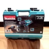 MESIN BOR BATERAI Cordless Drill 12V Makita HP331 DWYE