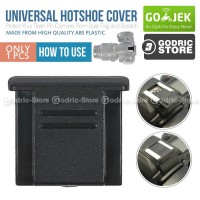 BEST SELLER!! Universal Hot Shoe Cover Cap for Canon / Nikon /