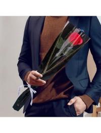 Buket Valentine / Ultah / Wisuda 1 pc Sabun Bunga Mawar Murah