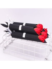 Hadiah Valentine Sabun Bentuk Bunga Mawar 1 pc Murah
