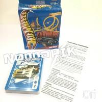 Hot Wheels EMCO Card Game : HIGH OCTANE