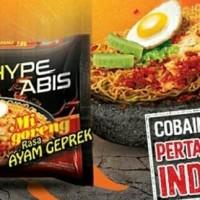 Indomie Goreng Ayam Geprek Hype Abis - Harga Ekonomis 10 bungkus!!!