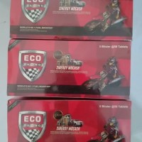 ECO RACING Motor Hemat BBM 50% original (harga 1 tablet)