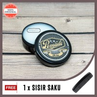 TM Pomade Mini Oilbased Medium 55gr - Leci