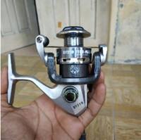 Reel Daido Fino Max Spin 250 Bonus Handle / alat pancingan