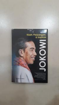 Buku Kisah, Perjuangan & Inspirasi Jokowi