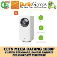 Kamera CCTV Xiaomi Mijia Dafang 1080P Smart WiFi IP Camera
