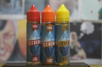ICEBERG e-lIQUID LOCAL BY HEX ALL VARIANT RASA
