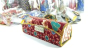 Souvenir Pernikahan Dompet Tempat Lipstik Batik kemasan Pelastik