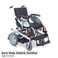 FS 123 Kursi Roda Elektrik Listrik electrik kursi roda electric murah