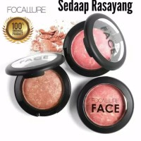 FOCALLURE Baked Blusher Blush on ORI FA 17