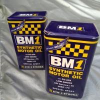 Oli samping 2T BM1 Special Sport Synthetic 2tak