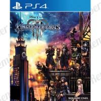 Kingdom Hearts III PS4 BD Game Original
