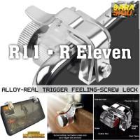 Tombol L1 R1 L1R1 PUBG Mobile ROS Sharpshooter Trigger Controller