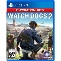 PS4 Game - Watch Dogs 2
