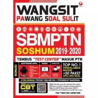 BUKU SBMPTN WANGSIT (Pawang Soal Sulit) SOSHUM 2019 - 2020