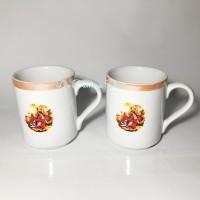 Mug / Cangkir Couple Pasangan Motif Mama Papa ( 2 pc )